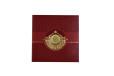 Red Hindu Budget Wedding Card PR 502
