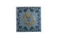 Light Blue Budget Wedding Card PR 513