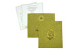 Golden Wedding Card Design PR 552