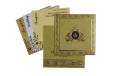 Padded Wedding Card RB 1509 GOLDEN