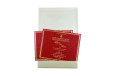Velvet Touch Paper Budget Wedding Card RB 1522 GREY