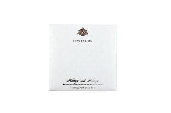 Hindu Budget Wedding Card RN 2209