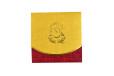 Hindu Budget Wedding Card RN 2223 GOLDEN