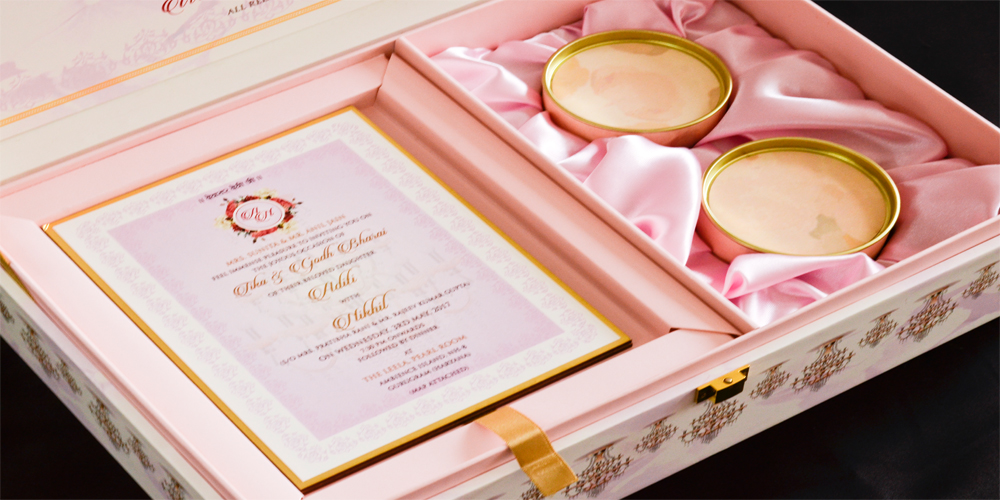 we offer an exclusive collection of exquisite indian wedding cards online - Indian Wedding Cards Online